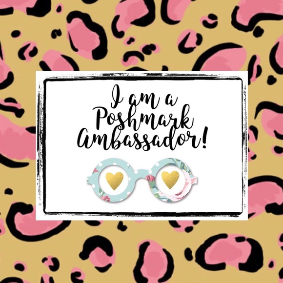 Accessories - #PoshAmbassador Status!